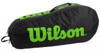 Tenis torba Wilson Team 2 Comp - black/green