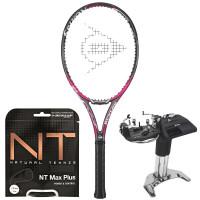 Rakieta tenisowa Dunlop Srixon Revo CV 3.0 F LS + naciąg + usługa serwisowa