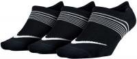 Nike Lightweight Train No Show - 3 pary/black/white