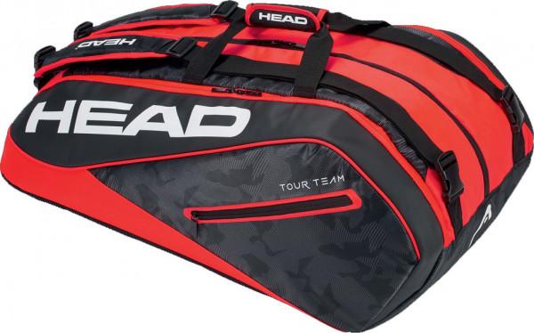 Head Tour Team 12R Monstercombi - black/red