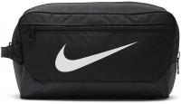 Batų dėklas Nike Brasilia Shoe Bag - black/black/white