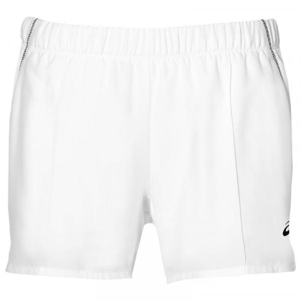Tenisa šorti sievietēm Asics Women Tennis Short - brilliant white