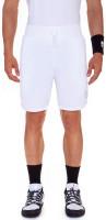 Męskie spodenki tenisowe Hydrogen Reflex Tech Shorts - white