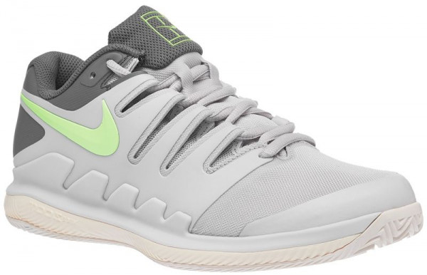 Damskie buty tenisowe Nike WMNS Air Zoom Vapor X Clay - vast grey/volt glow/guava ice