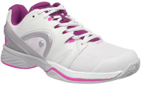 Damskie buty tenisowe Head Nzzzo Pro Women - white/purple