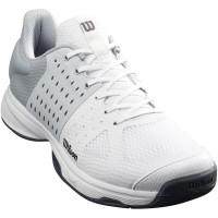 Męskie buty tenisowe Wilson Kaos Komp - white/pearl blue/ebony