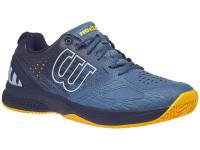 Męskie buty tenisowe Wilson Kaos Comp 2.0 Clay Court - copen blue/peacoat/gold fusion
