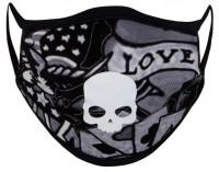 Hydrogen Fashion Mask - grey
