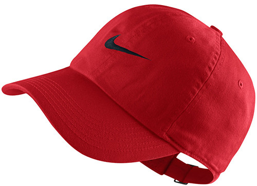 Nike Swoosh Heritage 86 YTH - university red/black
