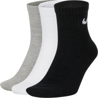 Skarpety tenisowe Nike Everyday Lightweight Ankle - 3 pary/multicolor