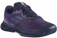 Juniorskie buty tenisowe Babolat Jet Match 3 All Court Junior - black/gold