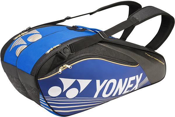 Yonex Pro Racquet Bag 6 Pack - blue