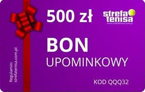 Bon Upominkowy - 500 pln