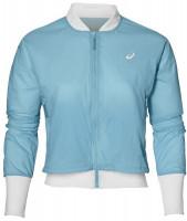 Damska bluza tenisowa Asics Women Tennis Jacket - porcelain blue