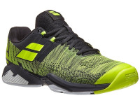 Teniso batai vyrams Babolat Propulse Blast All Court Men - black/fluo aero