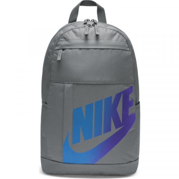 Teniso kuprinė Nike Elemental Backpack 2.0 - smoke grey/smoke grey/iridescent
