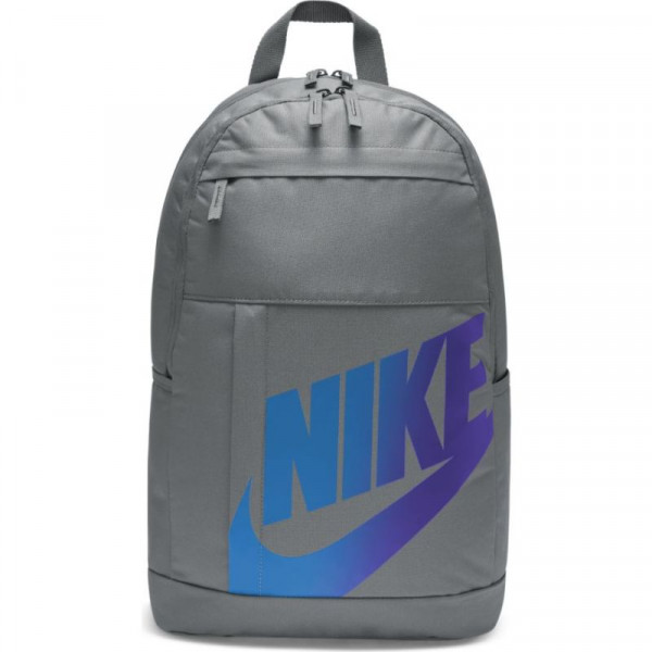 Tenniseseljakott Nike Elemental Backpack 2.0 - smoke grey/smoke grey/iridescent