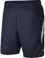 Nike Court Dry 9in Short - obsidian/white