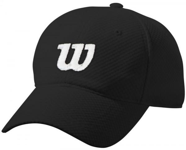 Czapka tenisowa Wilson Summer Cap II - black