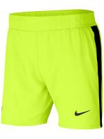 Męskie spodenki tenisowe Nike Court Rafa Short 7in - volt/black