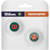 Wibrastopy Wilson Roland Garros Vibra Dampener Logo