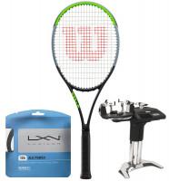 Rakieta tenisowa Wilson Blade 98 16x19 V7.0 + naciąg + usługa serwisowa