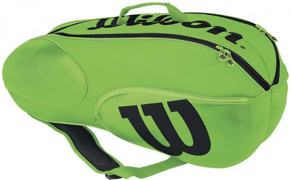 Wilson Mini Vancouver 6 Pack - green/black