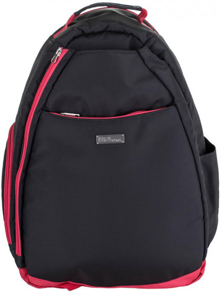 Tennis Backpack Wilson Women's Backpack - grey/pink
