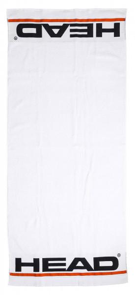 Head Towel L - white