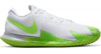 Nike Zoom Vapor Cage 4 Rafa - white/lime glow/obsidian