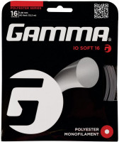 Gamma iO Soft (12.2 m) - charcoal grey