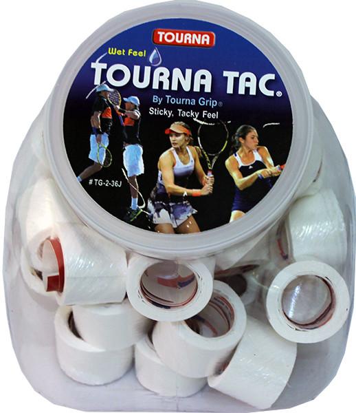 Overgrip Tourna Tac Jar Display (36 szt.) - white