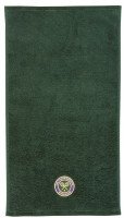 Ręcznik tenisowy Wimbledon Embroidered Guest Towel - green
