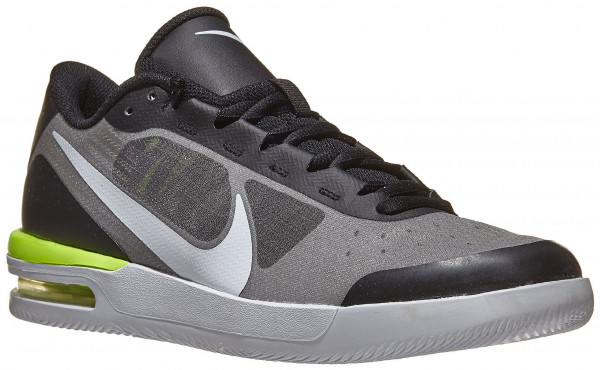Męskie buty tenisowe Nike Air Max Vapor Wing MS - black/white/volt