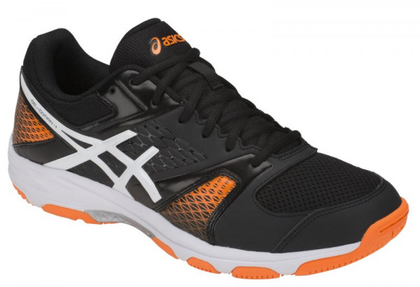 Vīriešu skvoša apavi Asics Gel-Domain 4 - black/white