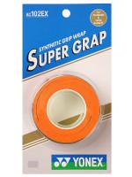 Yonex Super Grap (3 vnt.) - orange
