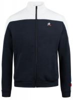 Męska bluza tenisowa Le Coq Sportif TRI FZ Sweat No.1 M - s. capt./new optical white/cobalt