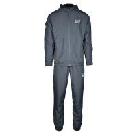 Muška teniska trenerka EA7 Man Woven Tracksuit - night blue
