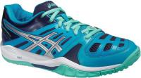Buty do squasha Asics Gel-Fastball - turquoise/silver/aqua mint