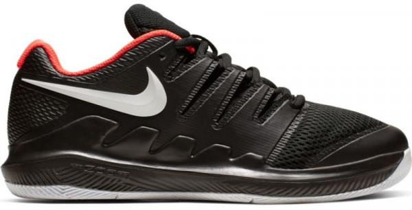 Junior shoes Nike Jr Vapor X blackwhitebright crimson