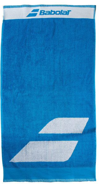 Teniski ručnik Babolat Medium Towel - diva blue/white
