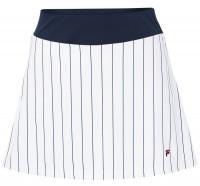 Fila Skort Anna W - white/peacoat blue stripe