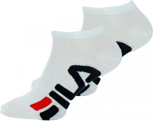 Fila Invisible socks - 2 pary/white