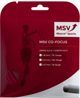 Tenisa stīgas MSV Co. Focus (12 m) - red