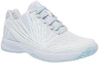 Damskie buty tenisowe Wilson Kaos 2.0 W - white/blue glow