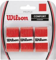 Wilson Profile (3 szt.) - red