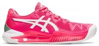 Damskie buty tenisowe Asics Gel-Resolution 8 Clay W - pink cameo/white
