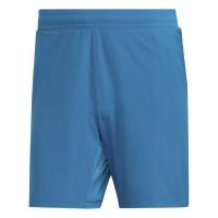 Muške kratke hlače Adidas Ergo Short 7 Primeblue M - sonic aqua