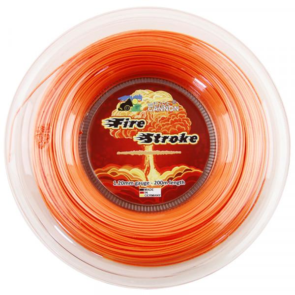 Tennisekeeled Weiss Cannon Fire Stroke (200 m) - orange