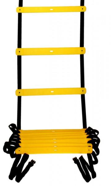 Drabinka tenisowa Pro's Pro Agility Ladder (4 m) - yellow